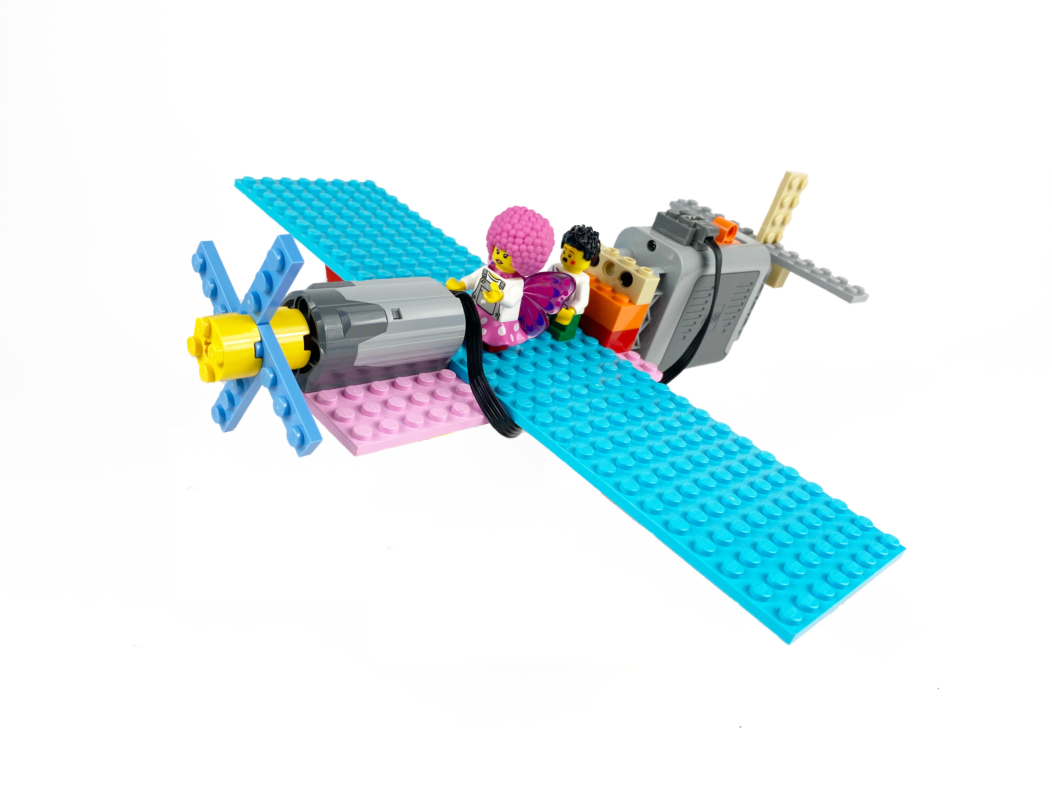 Lego Engineering Ages: 5 - 7