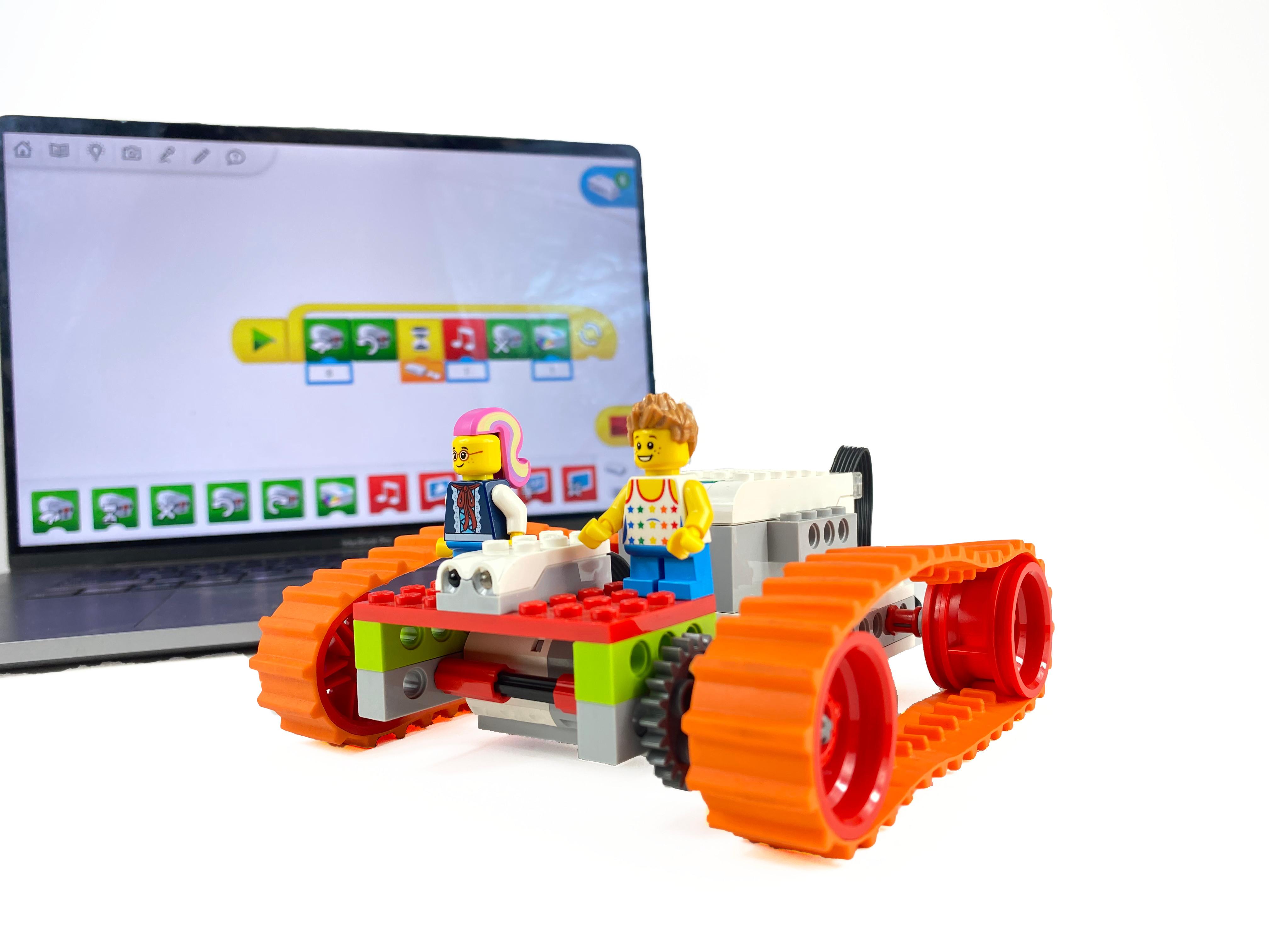 Lego Robotics Ages: 5 - 7