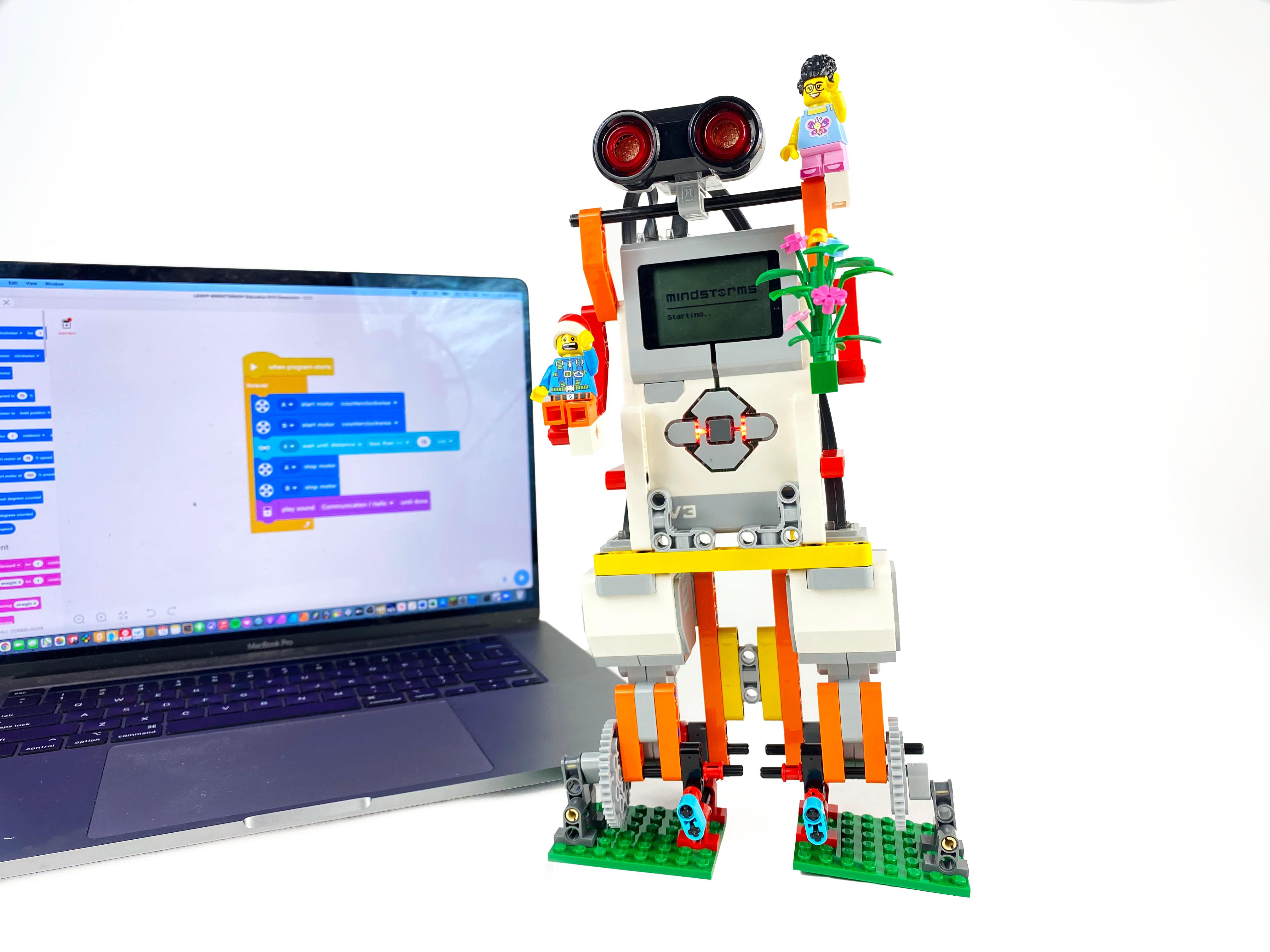 Lego Robotics Ages: 8-12