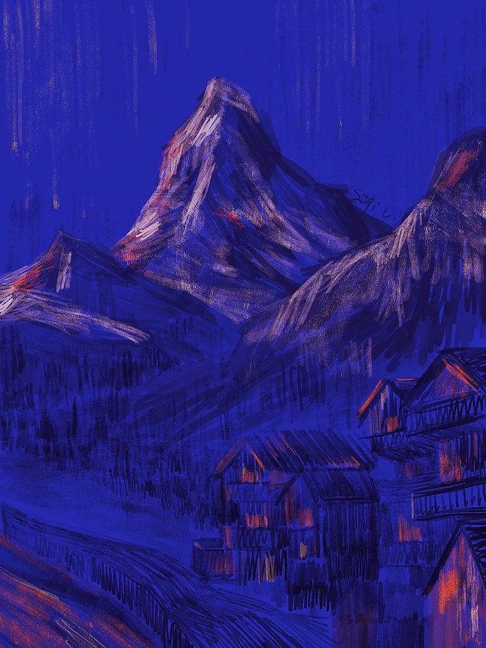 Zermatt at Dusk.JPG