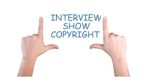 Interview Show copyrights