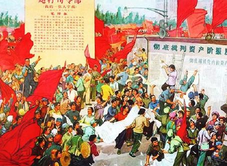 """""""Necessidade contínua da Revolução Cultural"""""""