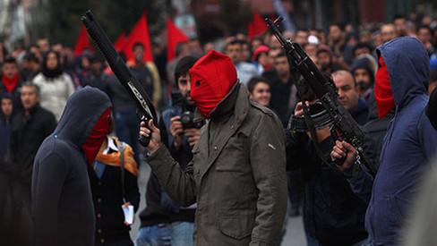 """Os bairros comunistas contra o tráfico na Turquia"""