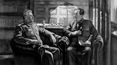 """Conversa entre J.V. Stalin e Mao Tsé-tung"""