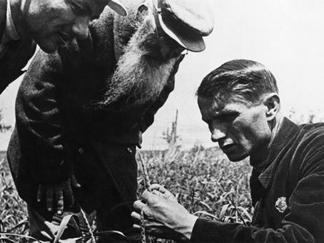 """""""A biologia soviética"""""""