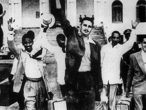 """""""Fidel e os 50 anos dos assaltos aos quarteis Moncada e Carlos Manuel Céspedes"""""""