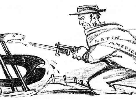"""""""América Latina na dinâmica da guerra global"""""""