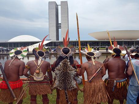 """""""Agenda Genocida Brasil"""""""