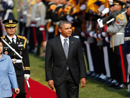 """""""Coreia do Norte: O Iraque de Obama"""""""