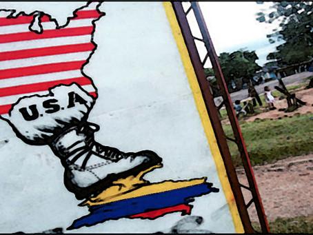 """O imperialismo contemporâneo dos Estados Unidos"""