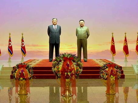 """Kim Il Sung: """"A vida de um revolucionário deve começar e terminar com a luta"""""""