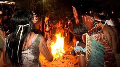 Aldeia Maracanã resiste em meio aos ataques do Velho Estado no Rio de Janeiro