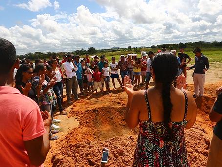 """""""Um ano do Massacre de Pau D'Arco (PA)"""""""