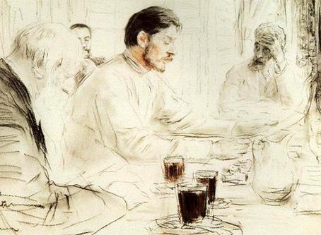 """""""Máximo Gorki e a Rússia"""""""
