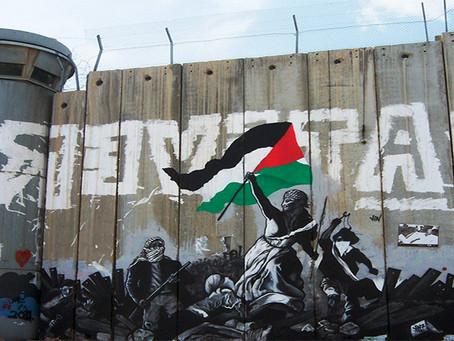 """""""A Questão Palestina e as Relações Internacionais"""""""