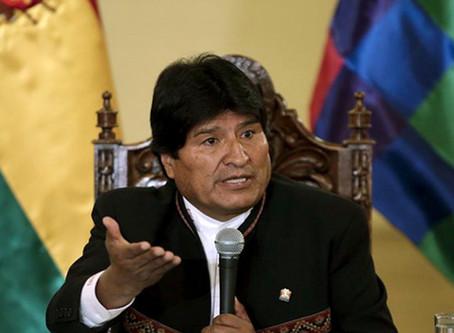 """""""A ofensiva imperial na Bolívia"""""""