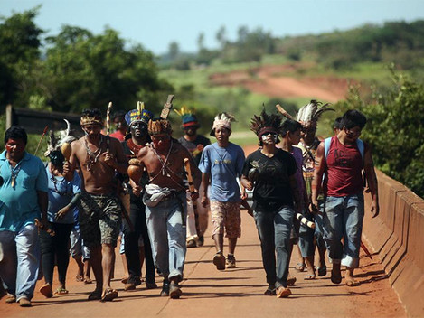 Cimi divulga nota sobre realidade indígena no Brasil
