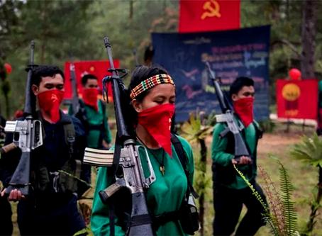 """""""Sobre as visões trotskistas contra o Partido Comunista das Filipinas"""""""