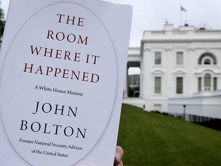 """""""EUA: Contradições em um livro aberto"""""""