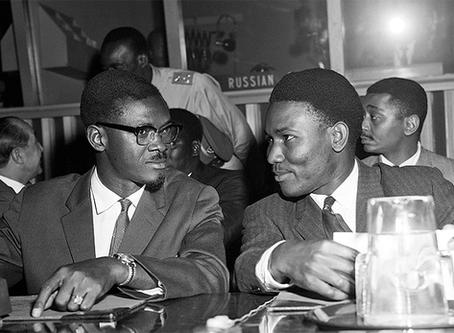 Breve entrevista de Patrice Lumumba a uma agência soviética
