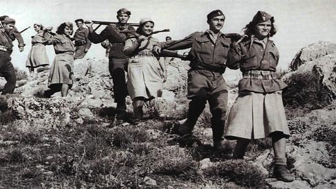 """""""O esmagamento da Grécia revolucionária"""""""