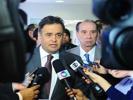 Políticos reacionários brasileiros são rechaçados pelo povo venezuelano