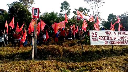 Camponeses denunciam preparativos do Estado e do latifúndio para novo massacre em Rondônia