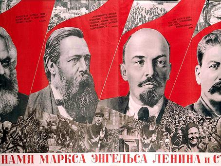 """""""O marxismo é a revolução na filosofia"""""""