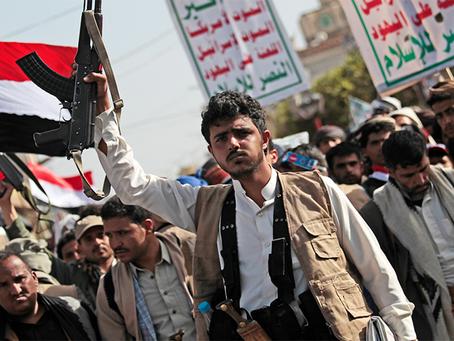 6 anos da resistência houthi no Iêmen