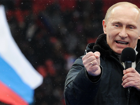 Sobre a eleição de Putin