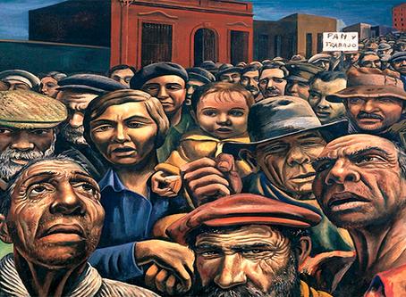 """A causa dos desempregados é a causa de todos os operários"""