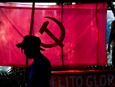 """""""Sobre o futuro do movimento revolucionário liderado pelo Partido Comunista das Filipinas"""""""