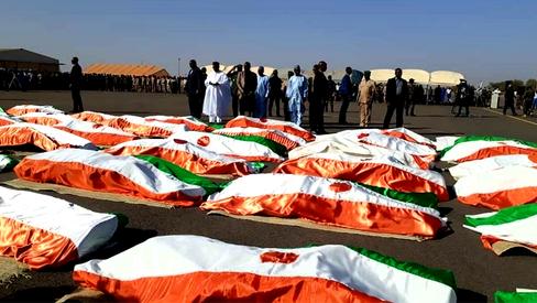 """""""Níger: Linhas de sangue"""""""