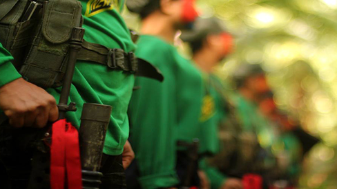 """""""Preparar-se para os abusos militares da guerra total de Duterte"""""""