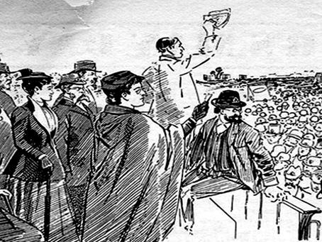 """""""Eleanor Marx e o Primeiro de Maio em Chicago (1886)"""""""