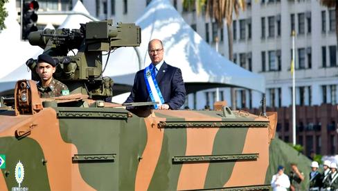 A ofensiva reacionária de Witzel no Rio de Janeiro