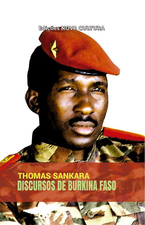 Discursos de Burkina Faso