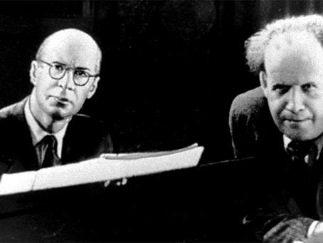 """""""Shostakovich, Prokofiev e a música erudita na URSS"""""""
