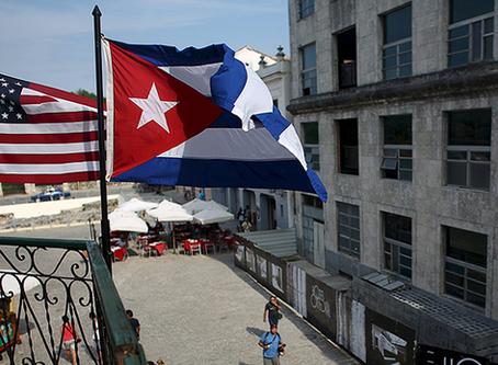 """""""Cuba condena o terrorismo e a manipulação política dos EUA"""""""