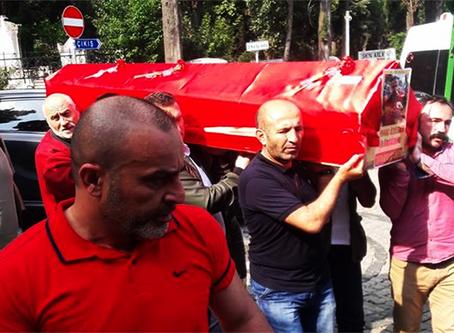 Polícia Fascista de Erdogan assassina militante na Turquia