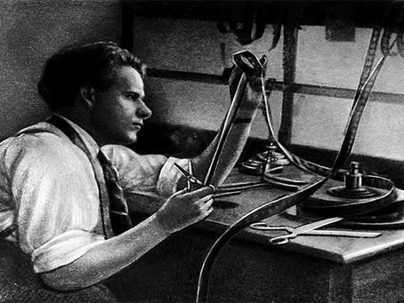 """Eisenstein: """"A Forma Cinematográfica"""""""