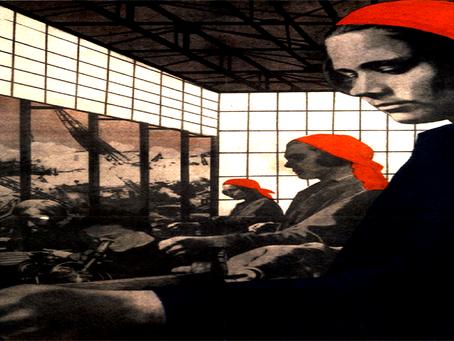 """""""As mulheres na época de Stalin"""""""