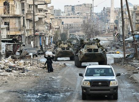 """Ghouta e o bombardeio midiático"""