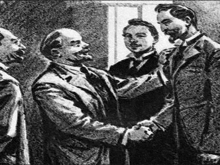 """""""Dzerzhinsky, uma figura política de tipo leninista"""""""