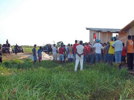 Lavradores acampados são baleados em Santa Luzia, no nordeste do PA