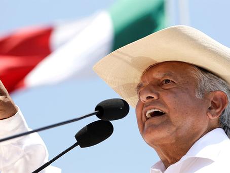 A ascensão de López Obrador no México
