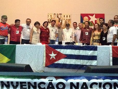 """""""Carta de Recife"""": 22ª Convenção Nacional de Solidariedade a Cuba"""