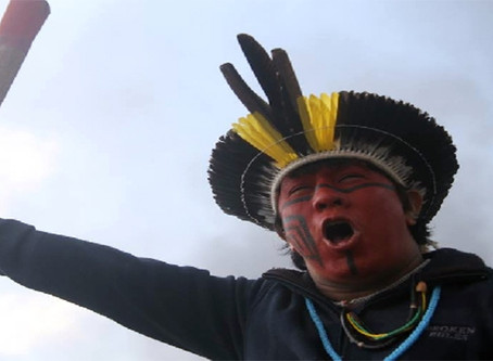 Manifesto indígena contra a 'Agenda Brasil' do governo