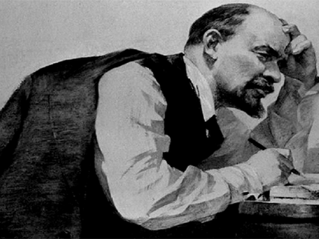 "Grabois: ""Lenin e a luta contra o oportunismo"""