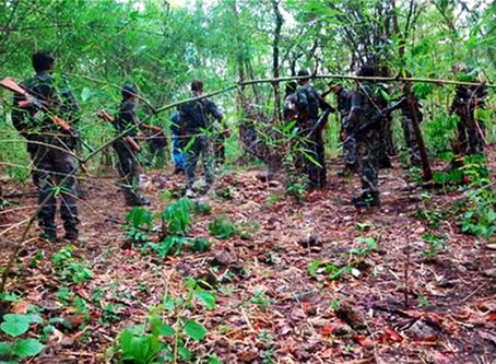 Índia: Maoístas formam nova unidade, colocando quatro distritos de Kerala em alerta máxima
